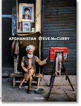 Steve McCurry. Afghanistan   William Dalrymple  
