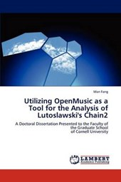 Utilizing OpenMusic as a Tool for the Analysis of Lutoslawski's Chain2