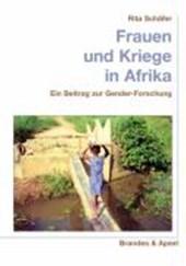 Schäfer, R: Frauen und Kriege in Afrika