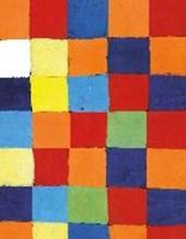 Paul Klee Blankbook