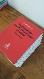 DürckheimRegister® SARTORIUS (2020) Gesetze und §§