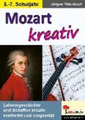 Mozart kreativ