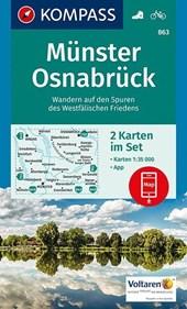 Kompass WK863 Münster, Osnabruck