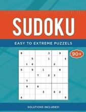 Riddell, R: Sudoku Easy to Extreme Puzzels - Solutions Inclu