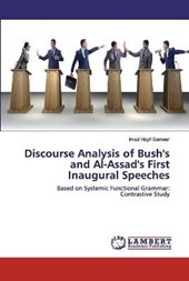 Discourse Analysis of Bush's and Al-Assad's First Inaugural Speeches