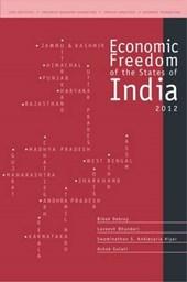 Economic Freedom of the States of India 2012