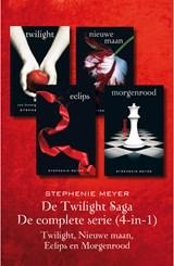 De twilight Saga - De complete serie (4-in-1)   Stephenie Meyer  