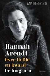 Hannah Arendt   Ann Heberlein  