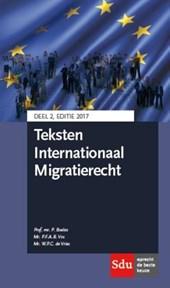 Teksten Internationaal Migratierecht 2 2017