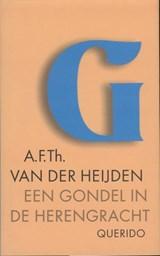 Een gondel in de Herengracht | A.F.Th. van der Heijden |
