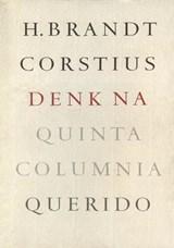 Denk na   Hugo Brandt Corstius  