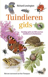 Tuindierengids | Richard Lewington | 9789021559568
