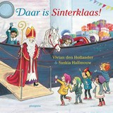 Daar is Sinterklaas! | Vivian den Hollander |