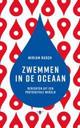 Zwemmen in de oceaan   Miriam Rasch  