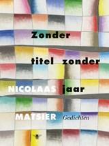 Zonder titel zonder jaar   Nicolaas Matsier  