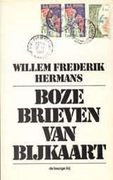 Boze brieven van bijkaart | Willem Frederik Hermans |