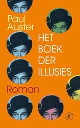Het boek der illusies   Paul Auster  