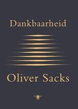 Dankbaarheid | Oliver Sacks |