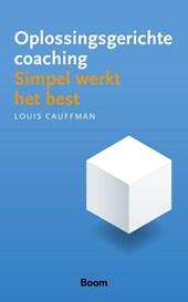 Oplossingsgerichte coaching