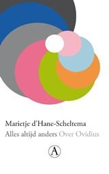 Alles altijd anders | M. d' Hane-Scheltema |