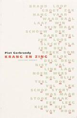 Krang en zing | Piet Gerbrandy |