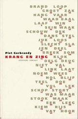 Krang en zing   Piet Gerbrandy  