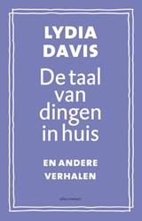 De taal van dingen in huis | Lydia Davis |