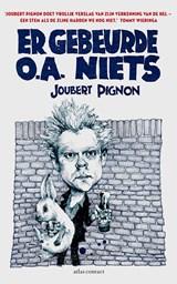 Er gebeurde o.a. niets   Joubert Pignon  
