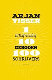 1 interviewer-10 geboden-100 schrijvers
