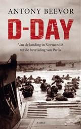 D-day | Antony Beevor |