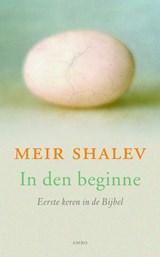 In den beginne | Meir Shalev |
