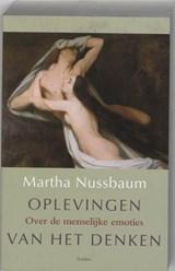 Oplevingen van het denken | Martha Nussbaum |