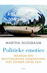 Politieke emoties | Martha Nussbaum |