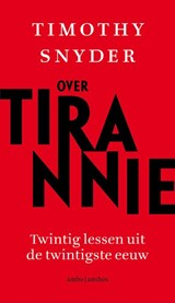 Over tirannie | Timothy Snyder |