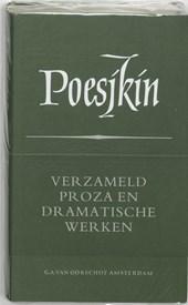 VW 1 (Moor van Peter de Grote; Verhalen van Bjelkin; Schoppenvrouw; Kapiteinsdochter e.a.) Russische Bibliotheek