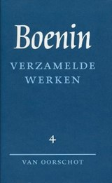 Verzamelde werken 4 Brieven | I.A. Boenin |
