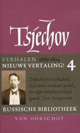 Verzamelde werken 4 Verhalen 1889-1894   Anton P. Tsjechov  