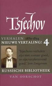 Verzamelde werken 4 Verhalen 1889-1894