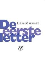 De eerste letter | Lieke Marsman |