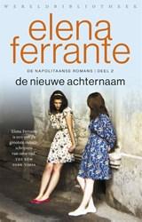 De nieuwe achternaam | Elena Ferrante |