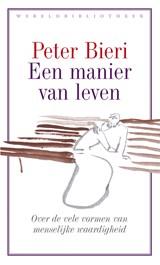 Een manier van leven | Peter Bieri |