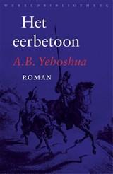 Het eerbetoon   A.B. Yehoshua  