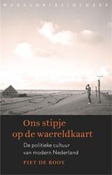 Ons stipje op de waereldkaart   Piet de Rooy  