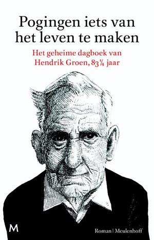 Hendrik Groen wint de NS Publieksprijs 2016