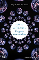 De geestverwantschap | David Mitchell |