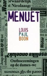 Menuet | Louis Paul Boon |