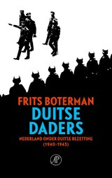 Duitse daders   F.W. Boterman  