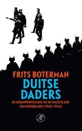 Duitse daders 1 en 2   F.W. Boterman  