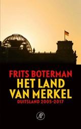 Het land van Merkel   Frits Boterman  