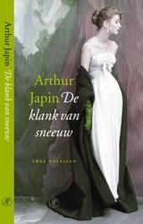De klank van sneeuw   Arthur Japin  